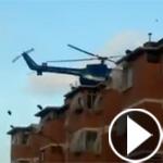 مسلّح يخطف طائرة هليكوبتر ويهاجم مبنى المحكمة العليا في فنزويلا