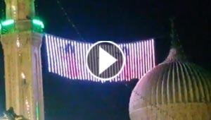 فيديو صافيناز ترقص بين مأذنة وقبة مسجد يثير غضب المصريين!!
