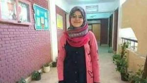 صور الطالبة المصرية مريم التي أصبحت (طبيبة) وهي في الابتدائية!