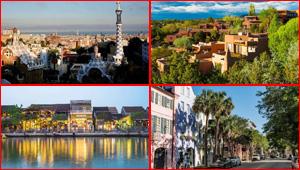 تعرفوا على أفضل 15 مدينة في العالم.. صور