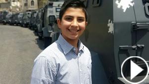 السلطات الاردنية تعتقل طفلا اشعل فيسبوك محرضا للدفاع عن الاقصى