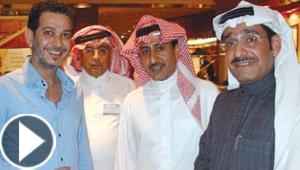 الحكم على ناصر القصبي وعبدالله السدحان بدفع 1.3 مليون ريال بسبب طاش ما طاش!