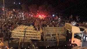 القدس: الجيش الإسرائيلي يفكك الممرات الحديدية بباب الأسباط