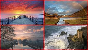 مجموعة أفضل صور في مسابقة التصوير للطبيعة الخلابة في بريطانيا
