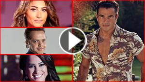 آراء الفنانين بالبوم عمرو دياب (معدي الناس) وماذا قصدت ايتن عامر؟