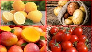 محاصيل زراعية وفواكه لم تكن موجودة في بلاد العرب