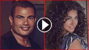 فيديو اللبنانية ناتاشا تغني لشيرين وتعلن حقيقة كونها ابنة عمرو دياب!