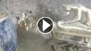 مواطن مصري يكتشف كنوز قارون ويؤكد: اسجنوني لو أكذب