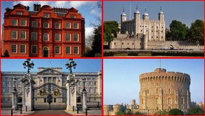 صور أبرز المعالم الملكية في لندن: قصور وقلاع في غاية الابهار والاناقة