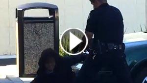 شرطي أمريكي يقتل مشتبها به بإطلاق النيران عليه سبع مرات متتالية! فيديو