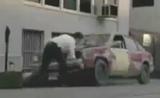 أغرب طريقة لتأمين السيارة من السرقة