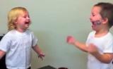 أجمل خمسة فيديوهات مضحكة للأطفال