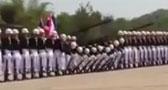 موكب عسكري تايلاندي