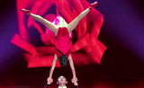 رقص رقص تانغو بطريقة بهلوانية ببرنامج المواهب