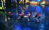 فريق رائع ورقصة جميلة