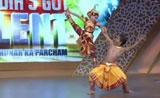 فيديو مواهب  الرقم القياسي للرقص - الألوان في الهند