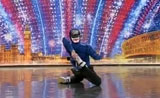 موهبة رقص بوجهيين ... مدهش