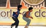 رقص ريبوتي محترف.. ممتع