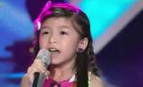 صوت رائع ومذهل لفتاة صغيرة جدا تغني تايتنك