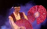 السحر من ماليزيا يلقي ظلالا في مهرجان السحر