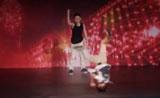 رقصة الراب من الأخوين بتناسق الحركات