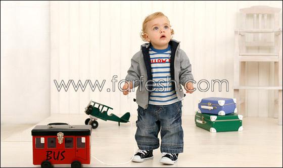 ملابس اطفال 2010