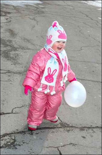 ملابس شتويه للاطفال