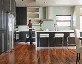يعتبر المطبخ من أكثر الأماكن التي تقضي بها ربة