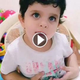 فيديو مدهش..طفل لبناني يتحول لنجم بسبب عبقريته الخارقة